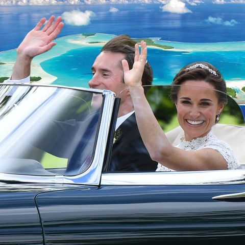 James Matthews, Pippa Middleton
