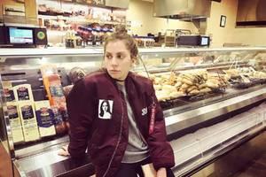 Wenn einem plötzlich ein Mega-Star an der Fleischtheke begegnet: Pop-Star Lady Gaga zeigt sich herrlich normal im Supermarkt.