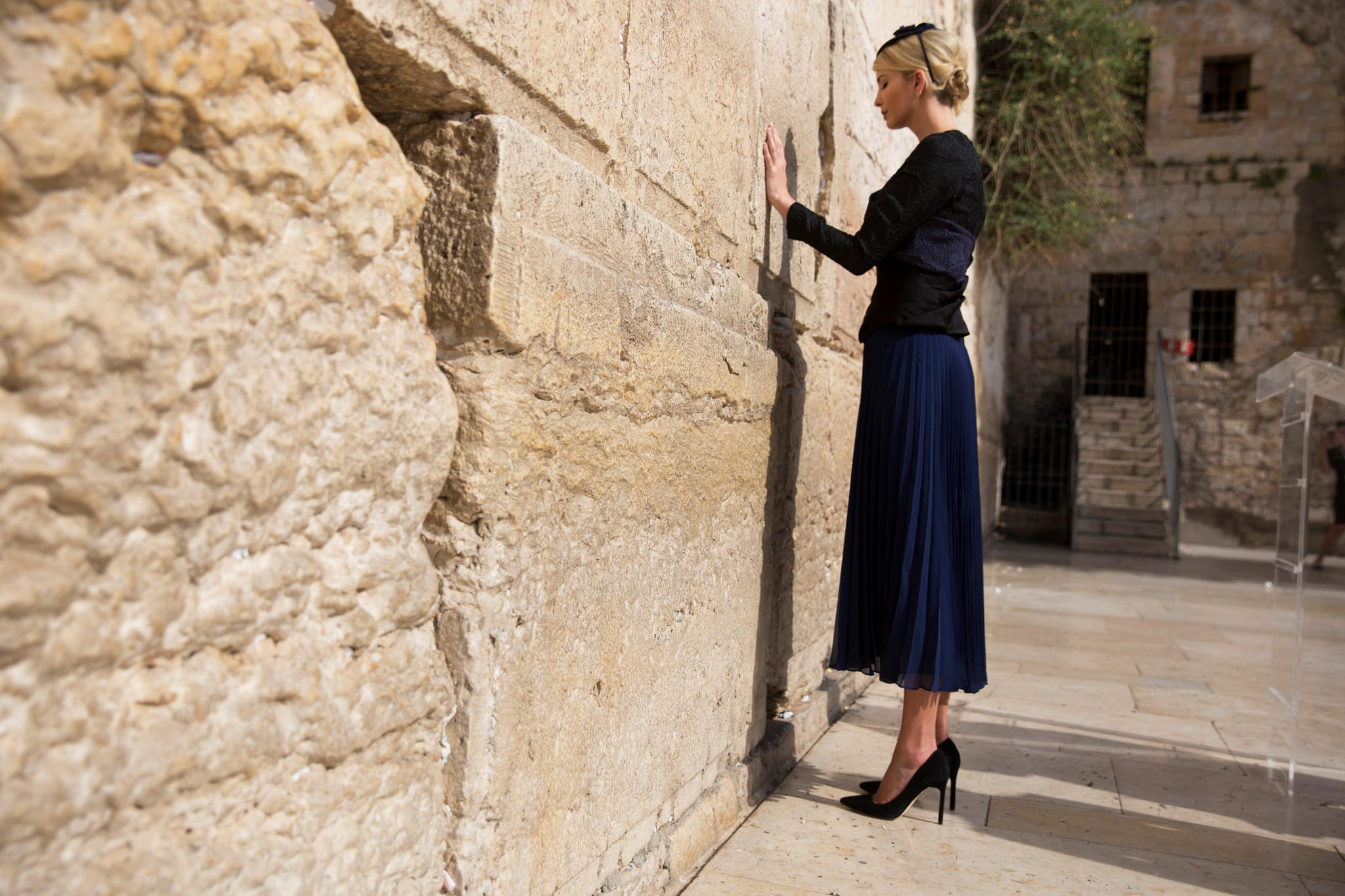 Melania S Clothes In Israel