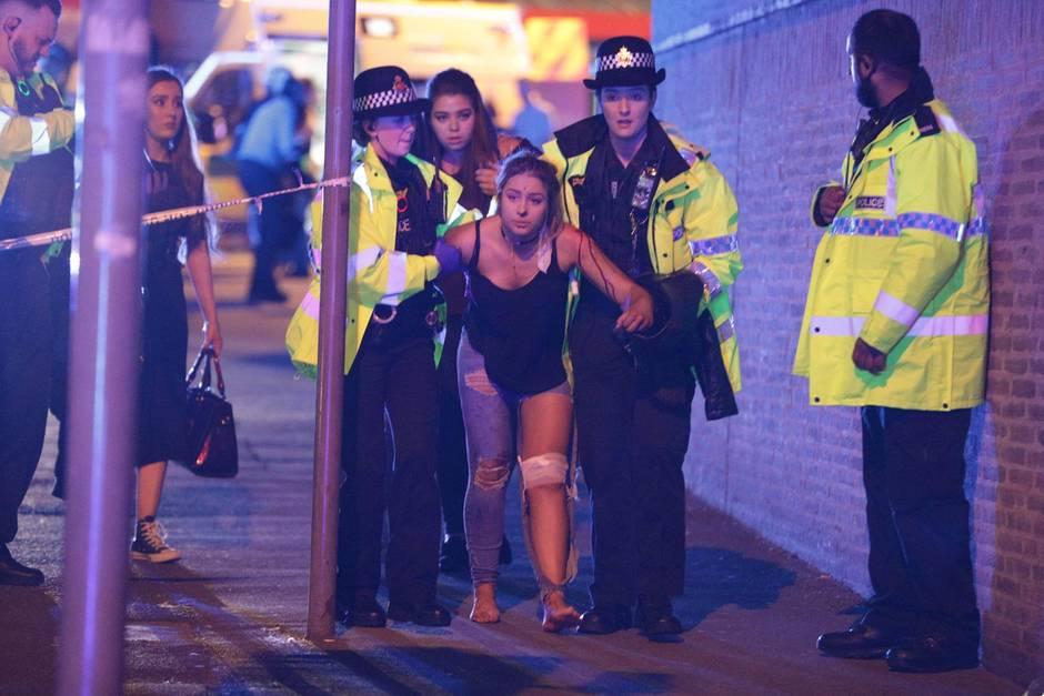 Anschlag in Manchester