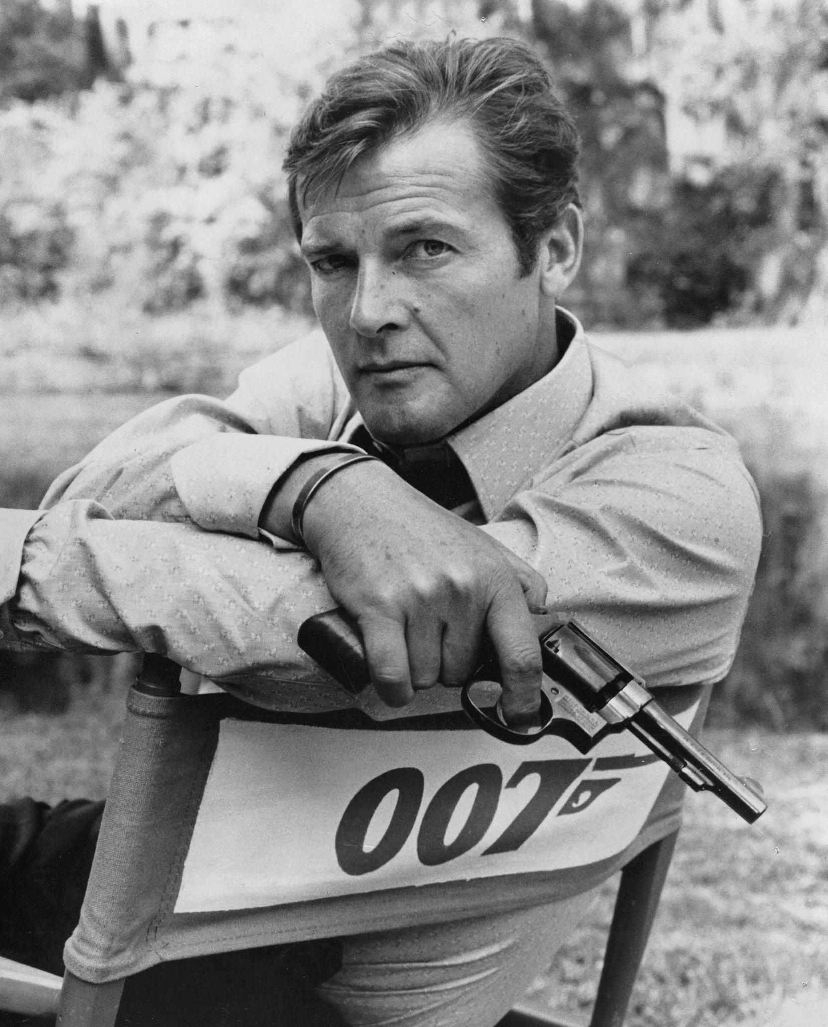 James-Bond-Darsteller Roger Moore ist tot