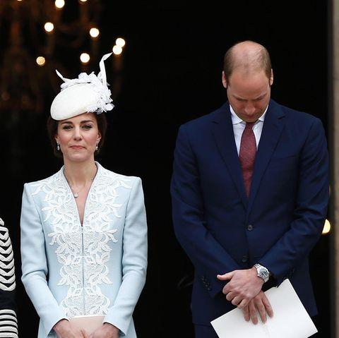 Prinz Harry, Herzogin Catherine, Prinz William