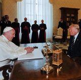 24. Mai 2017  Ein Gespräch zwischen zwei Anführern, die unterschiedlicher nicht sein könnten: Papst Franziskus und US-Präsident Donald Trump.