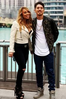Mariah Carey + Bryan Tanaka