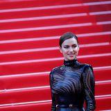Supermodel Irina Shayk gibt sich die Ehre.