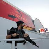 Frankreich muss sehr vorsichtig sein: Auch die Filmfestspiele von Cannes werden bis an die Zähne bewaffneten Polizisten bewacht.