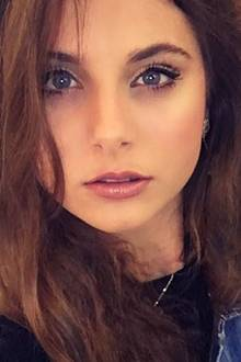 "Carina von ""Germany's next Topmodel"" 2017"