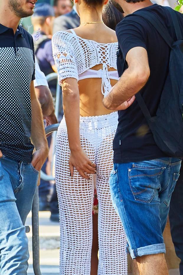 Mode-Malheur: Kleider, Pech und Pannen - S. 181 | GALA.de