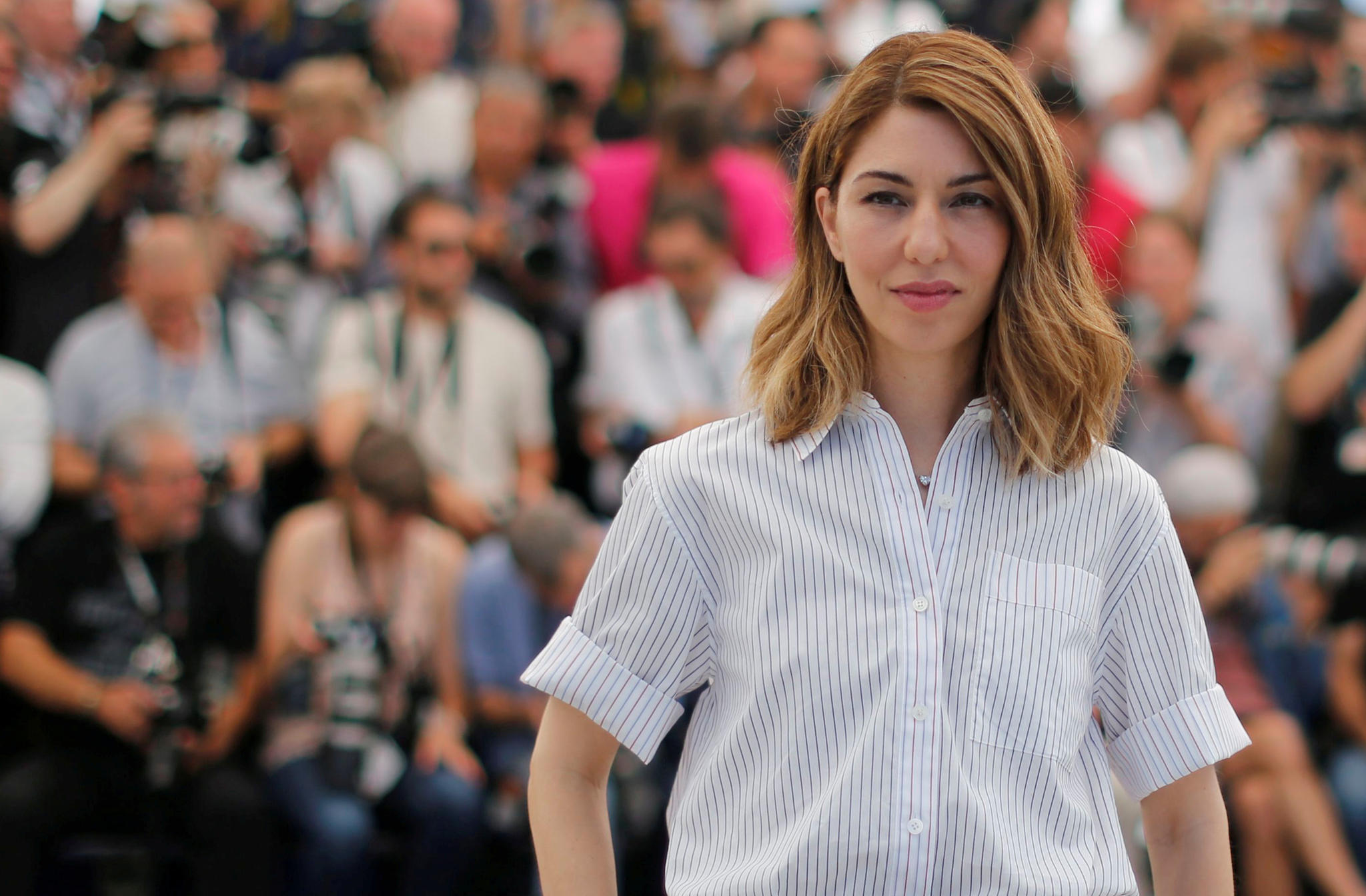 Sofia Coppola in Cannes (Mai 2017)