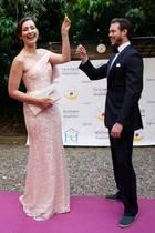 Prinzessin Claire und Prinz Felix von Luxemburg