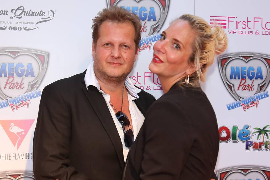 Jens Büchner und Daniela Karabas