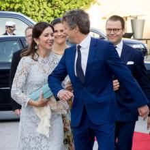 Prinzessin Mary, Prinz Frederik