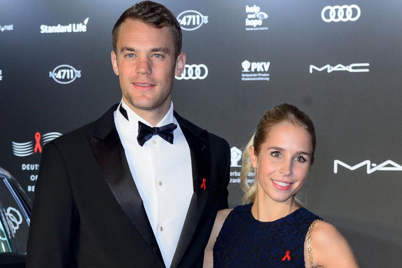 Manuel Neuer, Nina Weiss