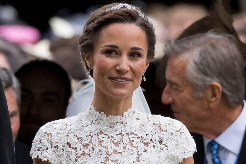 Pippa Middleton Das Ließ Sie Vor Der Hochzeit Machen Galade