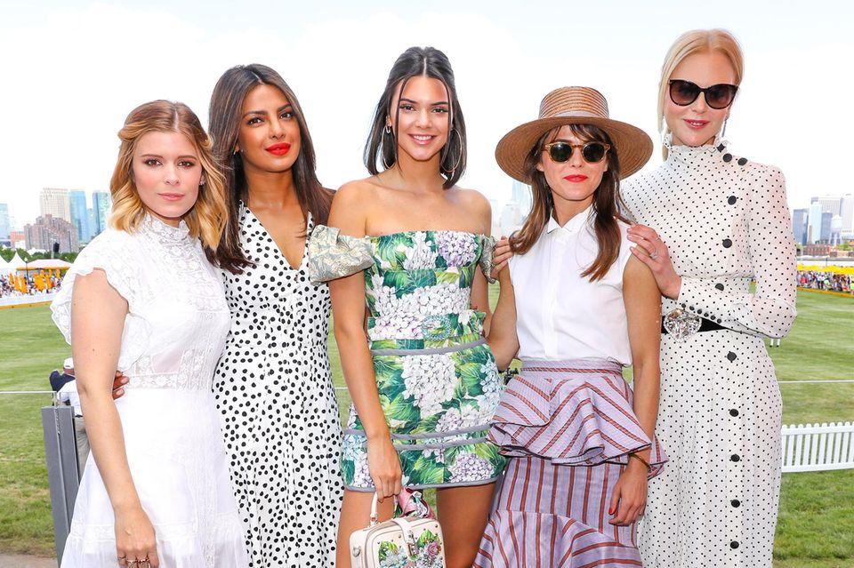 Die Tops und Flops des Veuve Clicquot Polo Classic in New York mit Nicole Kidman, Kendall Jenner und Co.