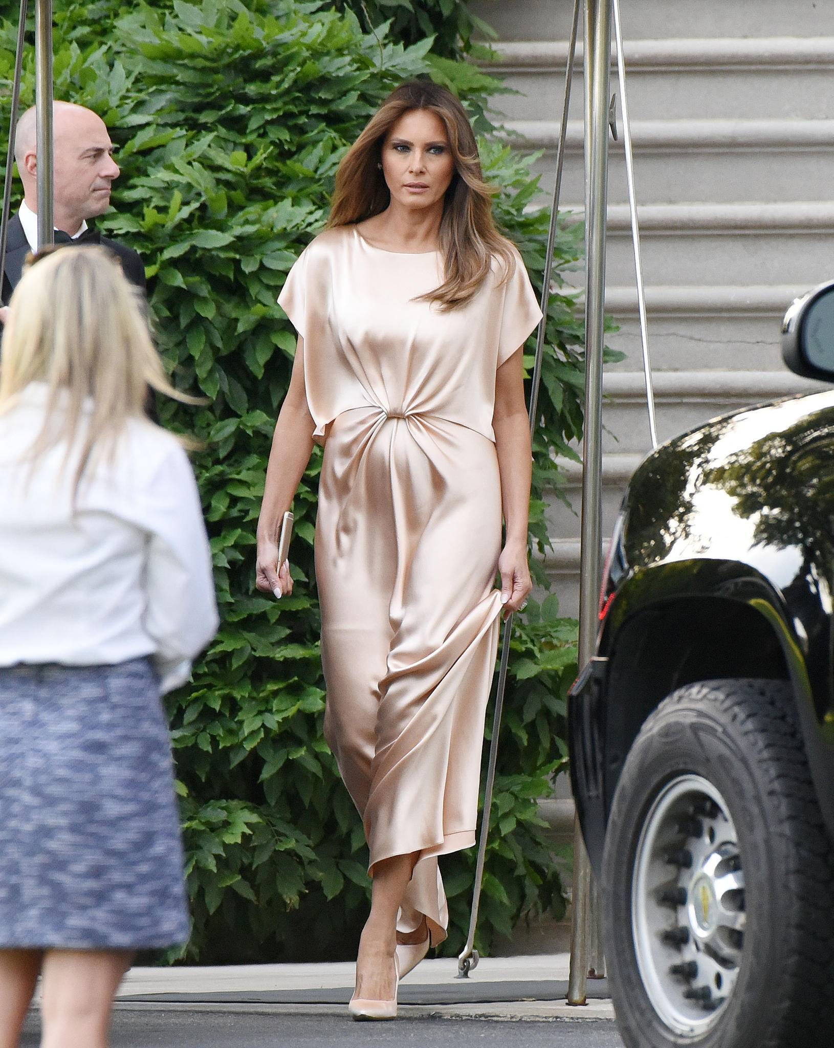 Fashion Looks Der Style Von Melania Trump