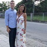 So sehen gute Gene aus: Ana Ivanovic und ihr BruderMiloš.