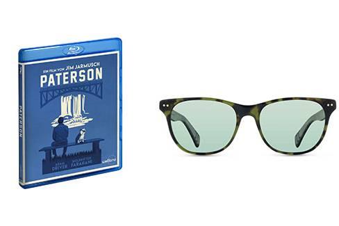 Das können Sie gewinnen: Paterson-Blu-ray und Lunor-Sonnenbrille!