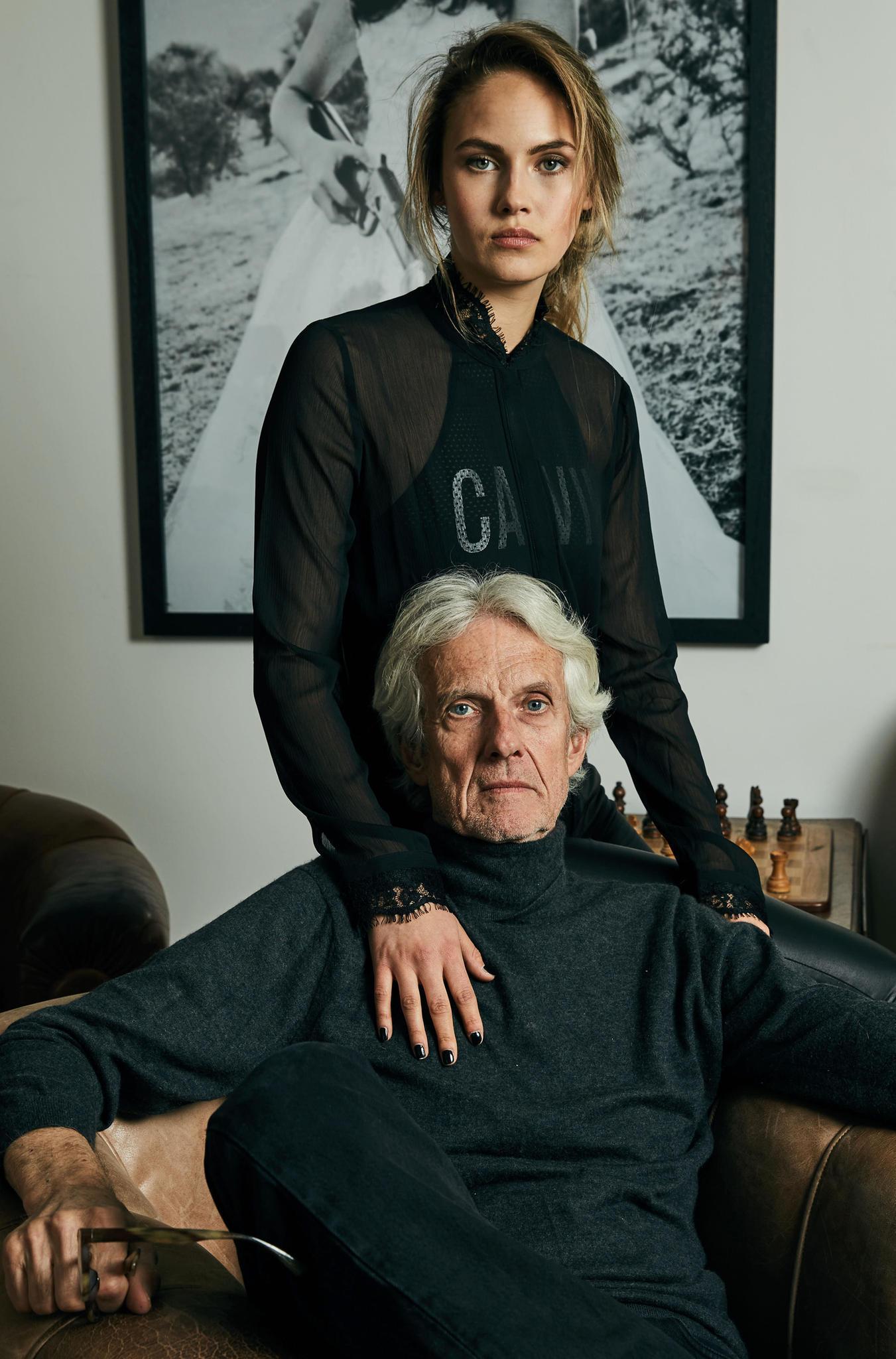 """Elena + Mathieu Carrière: """"Zwischen uns gibt es kein ..."""