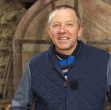 Landwirt Klaus (56) aus dem Rheingau hat ein Milchviehbetrieb und baut Mais an.