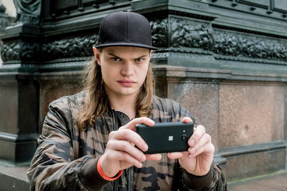 Tatort Level X Wilson Gonzalez Ochsenknecht über Social Media