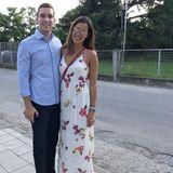 Ana Ivanovic ist durch und durch ein Familienmensch und hat ihre Liebsten gerne an ihrer Seite. So auch ihren Bruder Milos Ivanovic, den sie - glücklicherweise - immer mal wieder auf Instagram zeigt. Denn der Serbe ist ein echter Hottie.