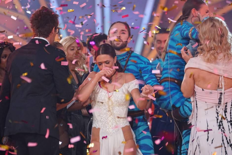 Lets Dance Enttäuschung Bei Vanessa Mai Nach Ihrem Zweiten Platz