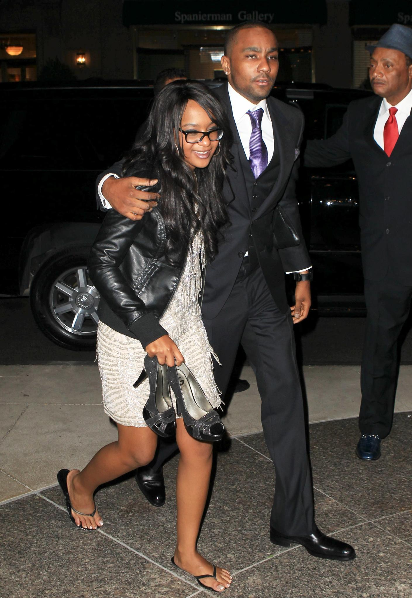 Bobbi Kristina Brown und Nick Gordon