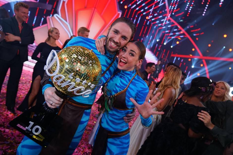 Gil Ofarim Erste Worte Nach Lets Dance Sieg Galade