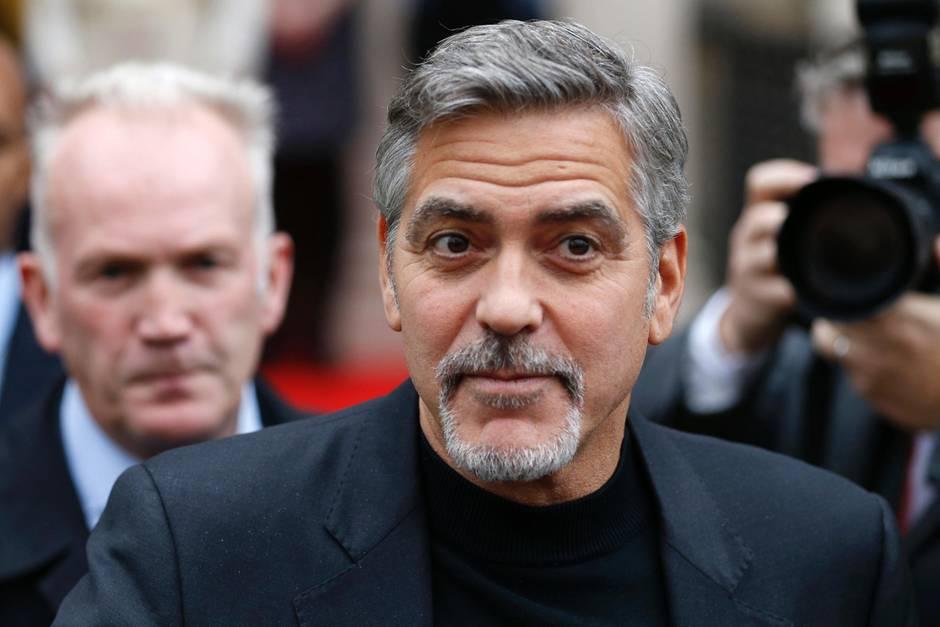 Clooneys: Zwei Baby- Bodyguards für 300.000 Euro