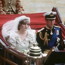Prinzessin Diana (✝) + Prinz Charles