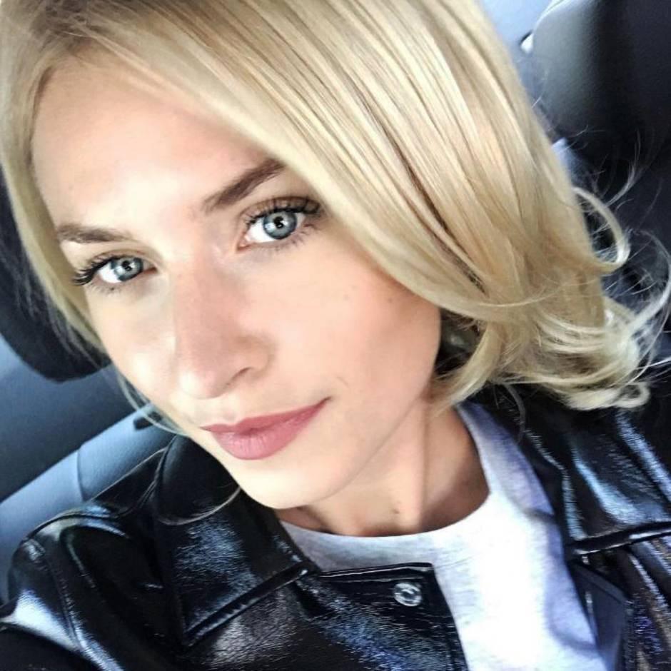 Lena Gerckes Neuer Look Und Weg Mit Den Augenbrauen