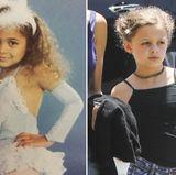 Nicole Richie + Harlow Madden  Töchterchen Harlow kommt immer mehr nach ihrer It-Girl-Mama Nicole Richie, die als Schulkind noch ihr lockiges Naturhaar trug, das jetzt auch Harlow zum Zopf bindet.