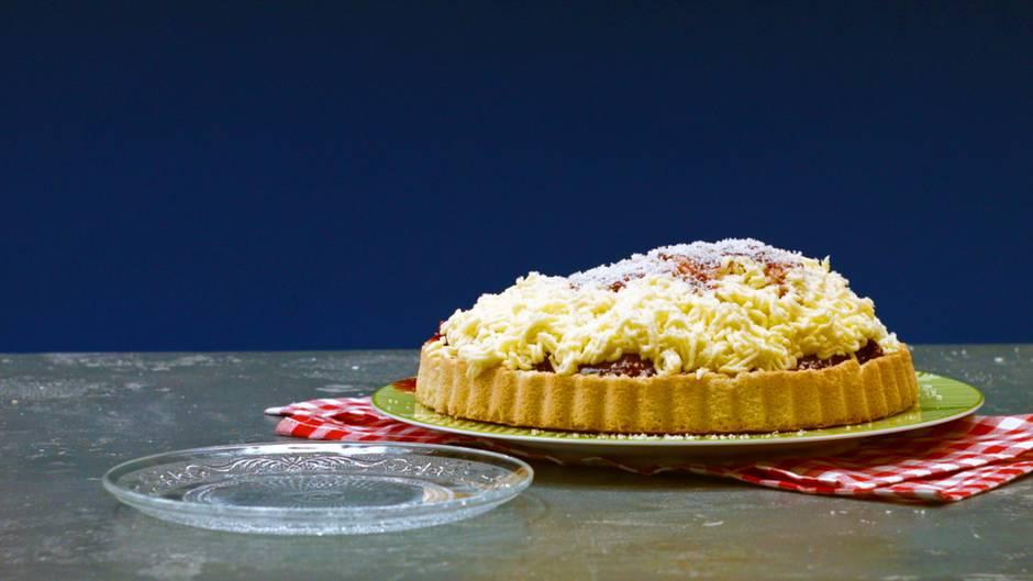 Ein wahres Sommerrezept: Süßer Spaghetti-Kuchen