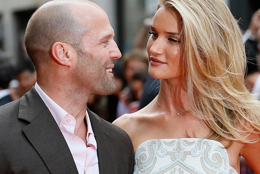 Jason Statham Frau