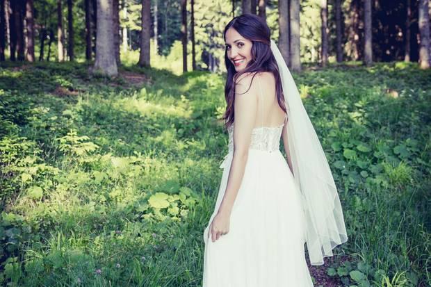 Moderatorin Johanna Klum hat geheiratet