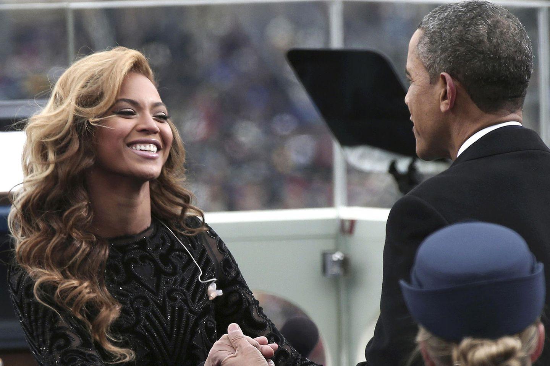 Beyoncé, Barack Obama