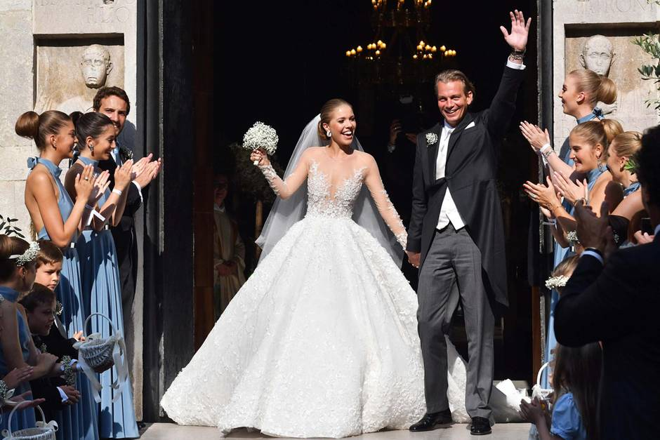 Victoria Swarovski: Shitstorm für 800.000 Euro Brautkleid | GALA.de