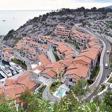 Victoria Swarovski hat ihren Werner in Triest, einer schönen Hafenstadt in Norditalien, geheiratet.