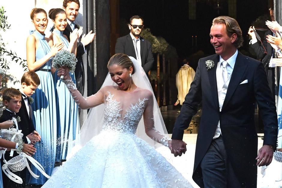 Victoria Swarovski Erstes Statement Nach Hochzeit Mit Werner Munz