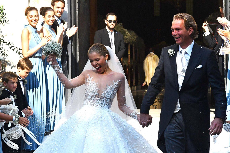 Victoria Swarovski: Diese Promis waren bei der Hochzeit dabei