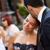 Das verlobte Paar Sylvie Meis und Charbel Aouad kann es wohl kaum erwarten, diesen wundervollen Moment selbst zu erleben.