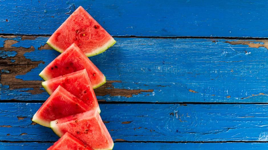 Praktisch: So finden Sie immer die leckerste Wassermelone