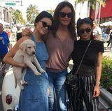 Mit den Töchtern Kendall und Kylie macht Caitlyn Jenner am Vatertag den Rodeo Drive unsicher.