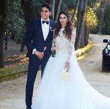 17. Juni: Marc Bartra und Melissa Jimenez   Zwei Monate nach dem Anschlag auf den BVB-Bus, bei dem der Dortmunder Spieler verletzt wurde, heiratet er in Barcelona seine Freundin Melissa Jimenez. Das Paar ist seit 2014 zusammen und hat eine gemeinsame Tochter.