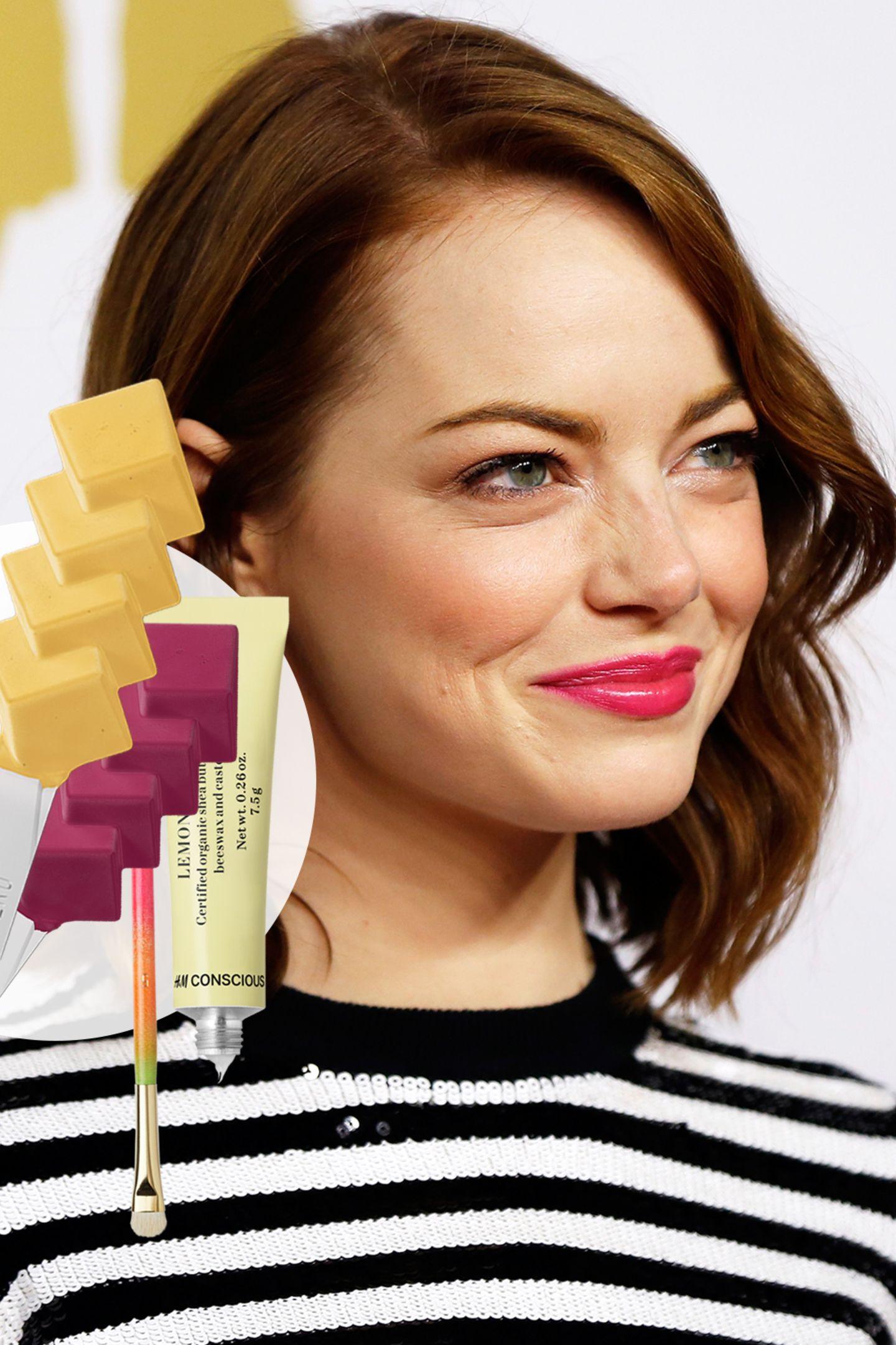 Make-up-Texturen, die mit der Haut verschmelzen – und noch mehr heiße Extras