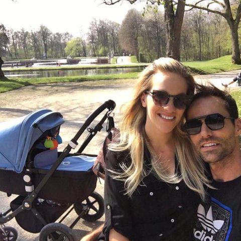 Melissa + Sven Hannawald