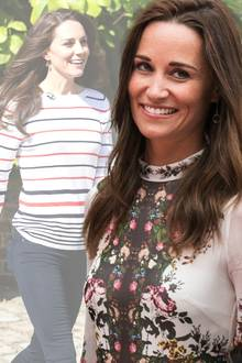 Herzogin Catherine, Pippa Middleton