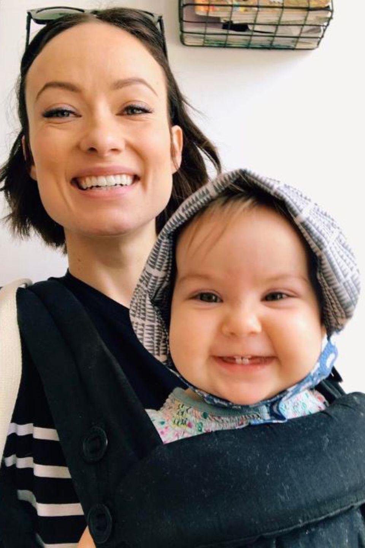 22. Juni 2017  Olivia Wilde und Tochter Daisy machen mit diesem Foto einen großen Sprung in Richtung: süßestes Mutter-Tochter-Gespann in der Welt der Promis.