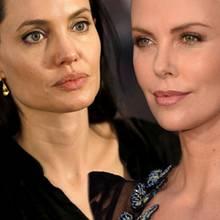 Angelina Jolie, Charlize Theron